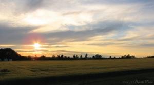 Coucher de Soleil / Sunset August / août 2014