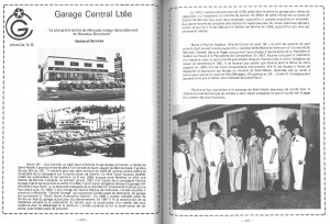 Annonce Garage Central Ad